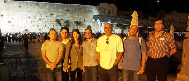 סיור סליחות בירושלים