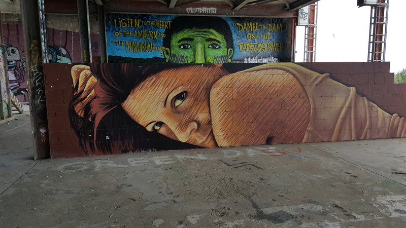 סיור גרפיטי בברלין