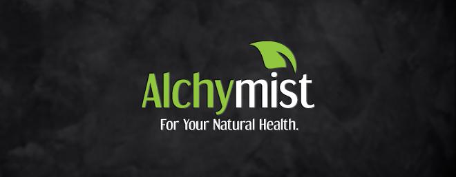 עיצוב לוגו למותג תרופות אלכימיסט