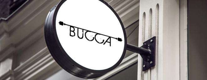 עיצוב לוגו בוקה מותג אופנה