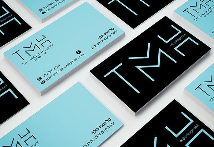 עיצוב כרטיס ביקור עיצוב פנים