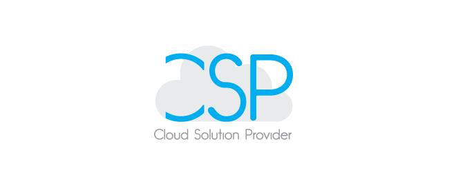 עיצוב לוגו עבור CLOUD SOLUTION PROVIDER