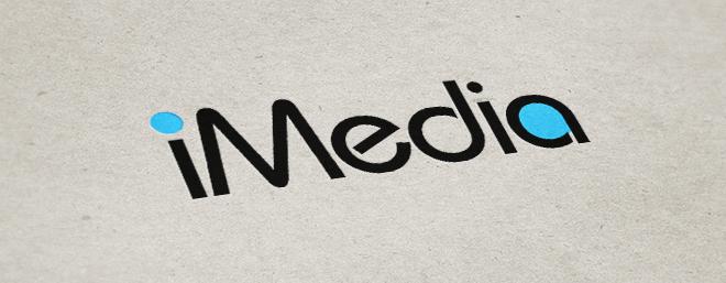 עיצוב לוגו לחברת הייטק imedia