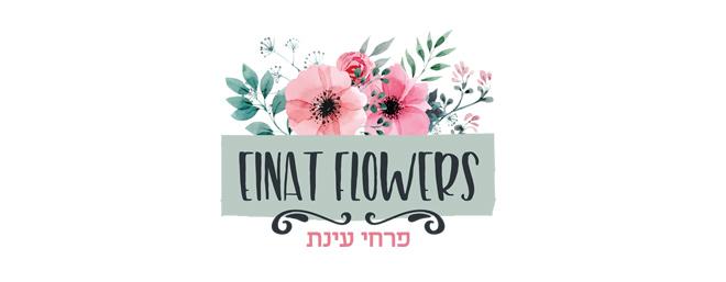 עיצוב לוגו לחנות פרחים