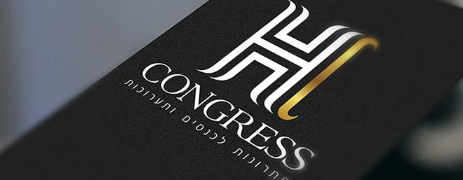 עיצוב לוגו לחברת הפקות אירועים כנסים תערוכות