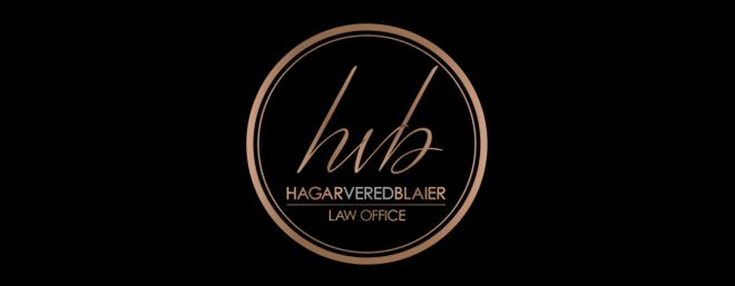 עיצוב לוגו לעורכת דין הגר ורד בלייר