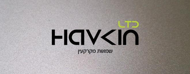 עיצוב לוגו לחברת שמאות חבקין