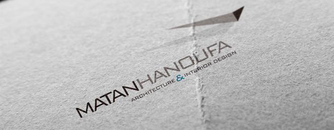 עיצוב לוגו עבור אדריכלות ועיצוב פנים