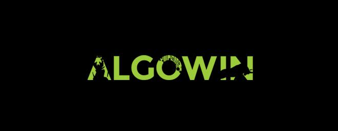 עיצוב לוגו לחברת ALGOWIN