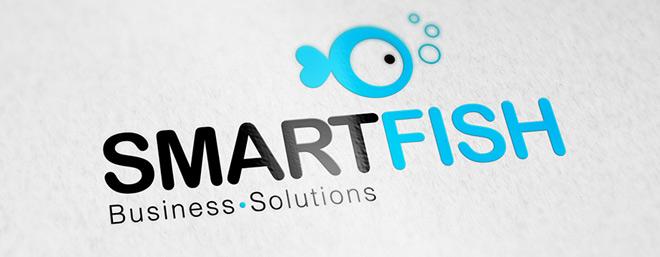 עיצוב לוגו לחברת קידום ושיווק סמארטפיש