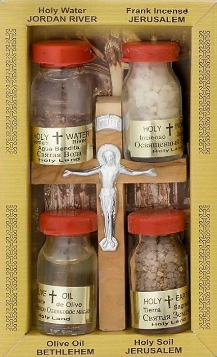 Holy Land Water, Holy Land Oil ,Holy Land Soil...