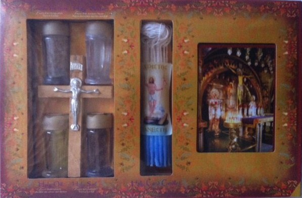 Special Holy Land Water Set
