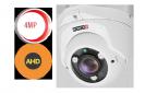 מצלמת כיפה 2K/4MP AHD של PROVISION דגם DI-340AHDVF