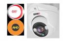 מצלמת כיפה רזולוציה 2K/4MP של PROVISION דגם DI-340AHD36