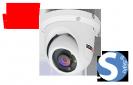 מצלמת כיפה IP 4MP מבית PROVISION דגם DI-340IP5S36