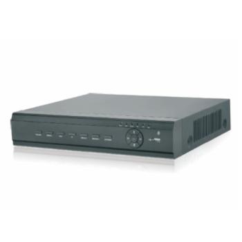 DVR לעד 4 מצלמות אבטחה בדחיסת H.264 לצפייה מרחוק