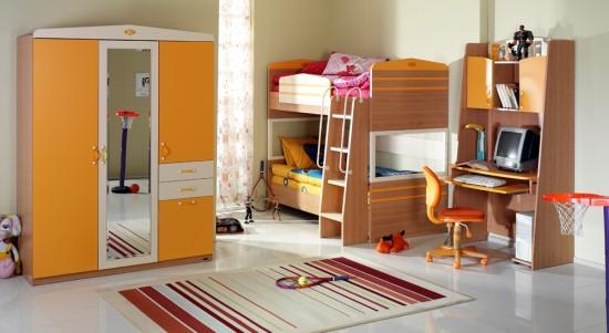 חדר ילדים סאן לייט