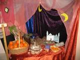 Festive table