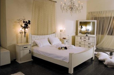 חדר שינה - דגם קפיטונאג'