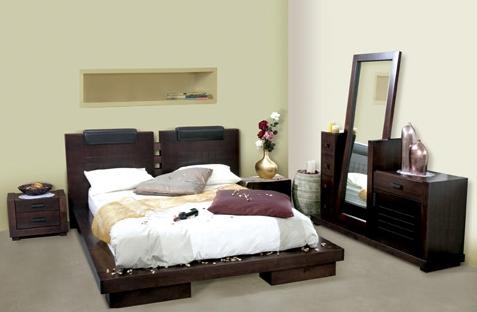 חדר שינה - דגם זיו