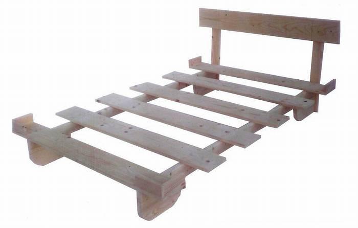 מיטת בסיס יפנית- פולירון