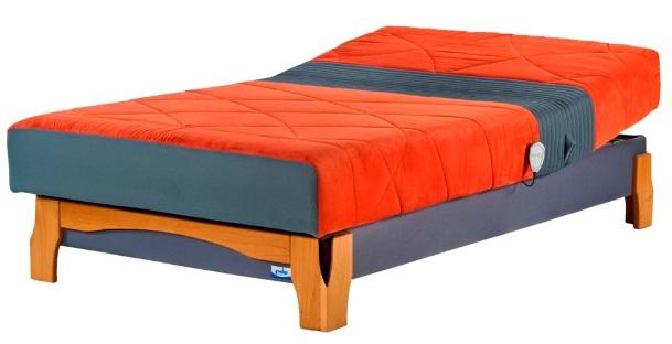מיטה וחצי פולירון - דגם חוחית