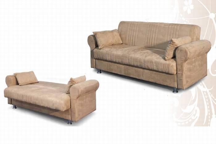 ספה תלת מושבית נפתחת - דגם קליפורניה