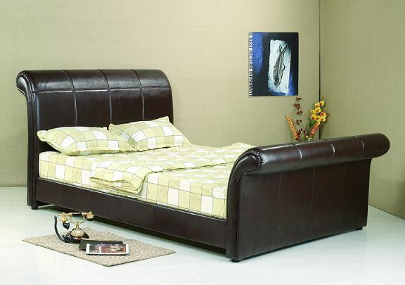 מיטה מעור דגם נובה