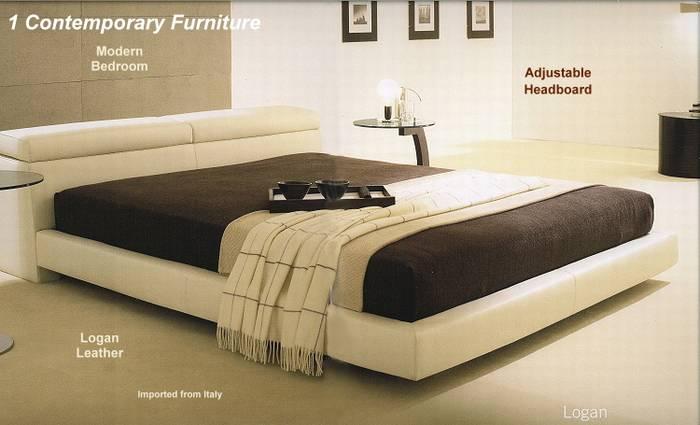 מיטה מעור דגם קדה