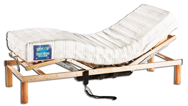 מזרן למיטה מתכווננת- דגם יורו