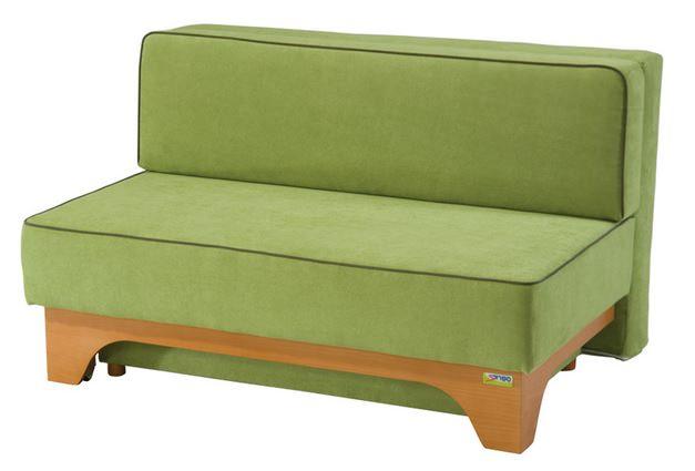 ספה נפתחת וידר - מיני גראס