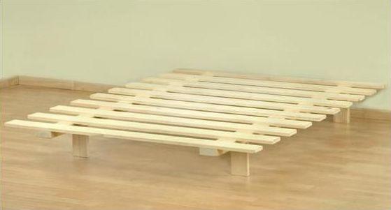 משטח עץ עם/ללא מסגרת - וידר