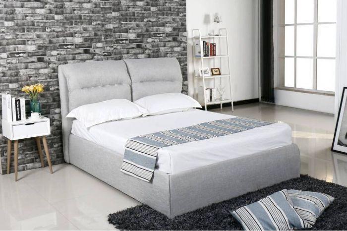 מיטה מרופדת במבצע - דגם סיון