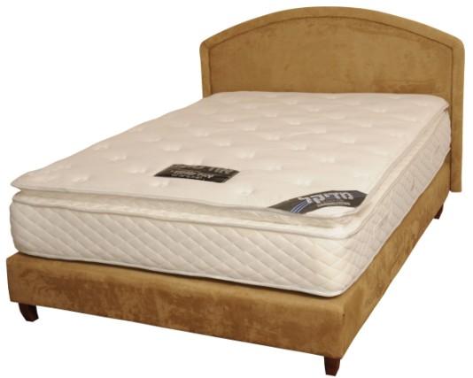 בסיס למיטה אורטוגב (רגלי עץ)
