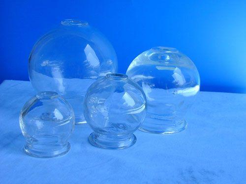 כוסות רוח זכוכית מידה 3