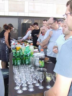 דוכני מזון ושתייה