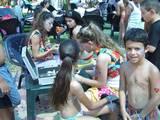 מתחם קעקועים ואיפור לילדים