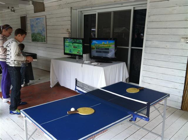 טניס שולחן להשכרה