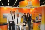 ביתן קבוצת ברנע, תערוכת אחזקה ובטיחות גני התערוכה 2009