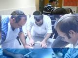 הרב יועד אהרוני - ראש ישיבת צביה קטיף יד בנימין