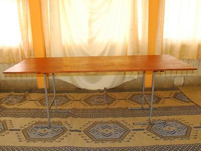 """שולחן מלבני 250/0.60 ס""""מ - Rectangular Table 250/0.60 cm"""