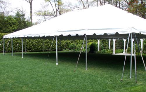אוהל מסגרת