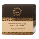 Moroccan Argan Oil Eye & Lips Cream