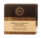 Moroccan Argan Oil Day Cream  for normal to oily skin