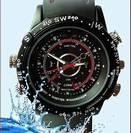 שעון יד ספורטיבי מוגן מים לצילום והאזנה