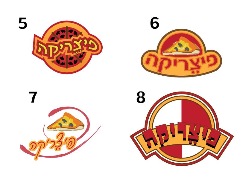 סקיצות לוגו של גרפיקה ללקוח ביצוע הדמייה ממוחשבת