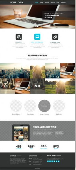 עיצוב אתר
