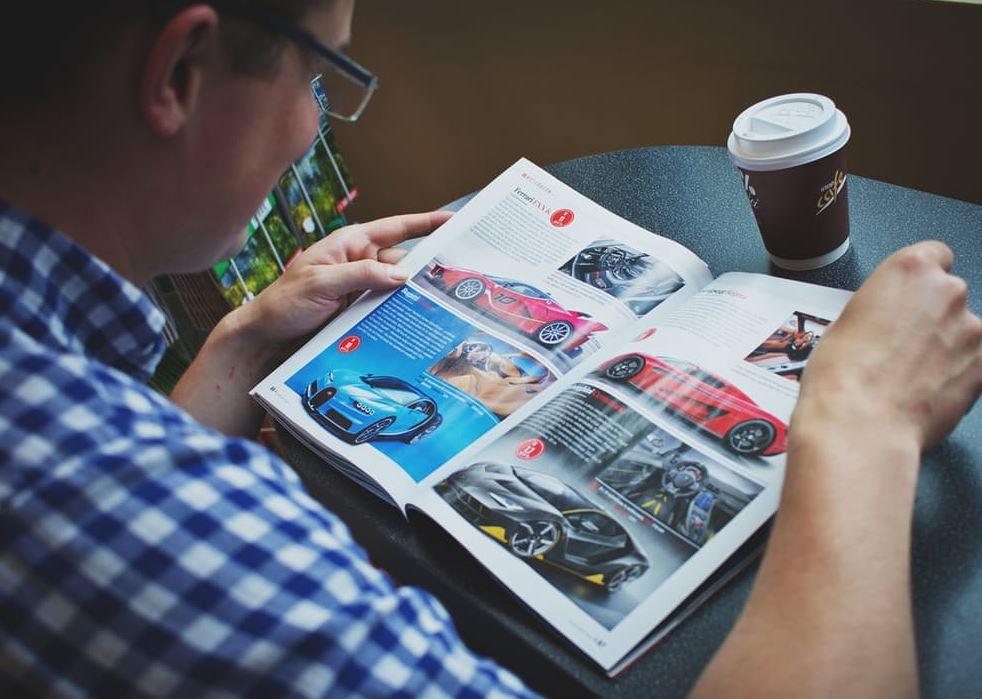 הכנת עיתון, תוכנה עיתונים קטלוגים
