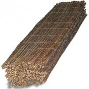 """גדר ערבה, מחצלת ערבה גובה 1 מטר- אורך 5 מטר - רק 24.9 ש""""ח למ""""ר"""