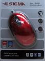 עכבר אופטי מיני דגם SIGMA - B6043